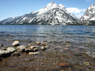 Jenny Lake @ Grand Teton Nationalpark