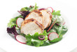 Green Salad with Chicken Breast