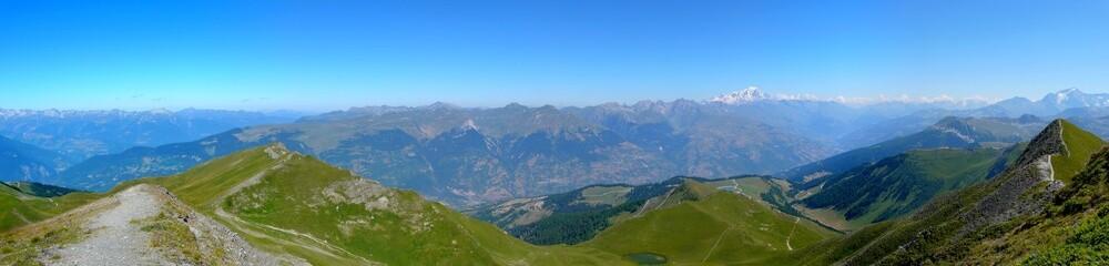 panorama alpes savoie