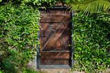 Secret Garden Door Horisontal