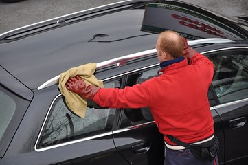 Asciugatura auto