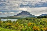 Vulkan, Himmel