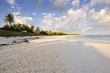 Pink sand beach on the island of Eleuthera