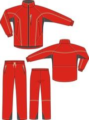Suit sports