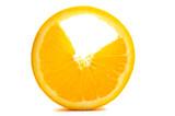 Close-up nature orange