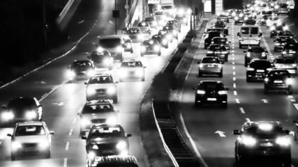 Strassenverkehr im Gleichstrom