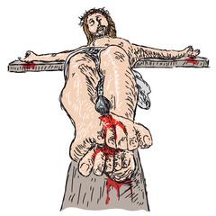 crocefissione