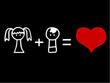 Love mathematics