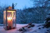 Romantisches Licht