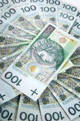 Polish currency banknotes, 100 Zloty