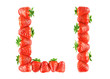 Strawberry alphabet - L