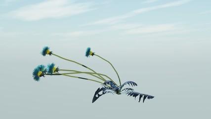 Vergänglichkeit der Pflanze