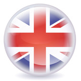 United Kingdom Crystal Ball Icon