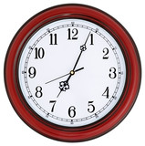 Wall-mounted clock