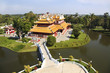 Phra Thinang Wehart Chamrun in Bang Pa-In royal summer residence