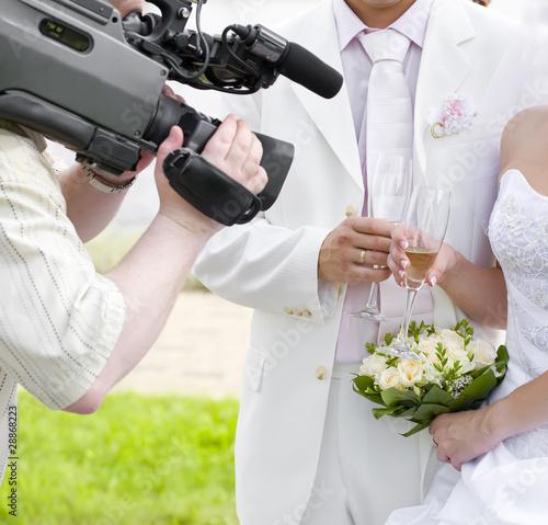 Как сделать свадебное видео