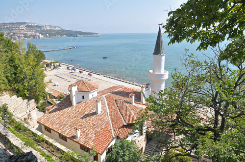 Balchik Palace and Botanical garden of Queen Marie, Bulgaria