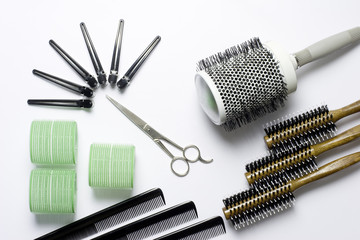 Hair stylist's equipment