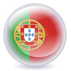Portugal Crystal Ball Icon