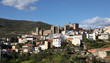 View of Guadalupe town - Spain