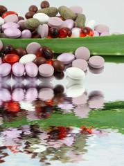 compléments alimentaires et oligo-éléments sur aloe vera