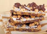 Chocolate Peanut bars