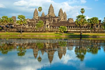 Angkor Wat, Siem reap, Kambodża.