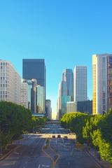 Los Angeles Street Scene