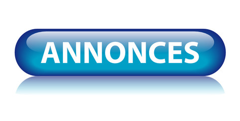 """Bouton Web """"ANNONCES"""" (journal vente d'occasion section petites)"""