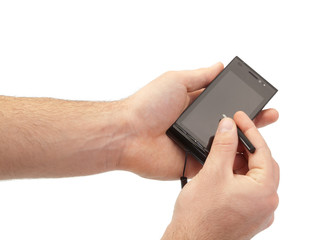 Cellulare Touch Screen