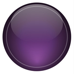 Purple Icon Button