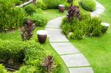 Fototapety Garden Path