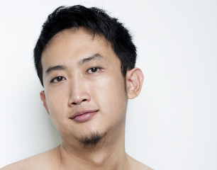 Pan-Asian male