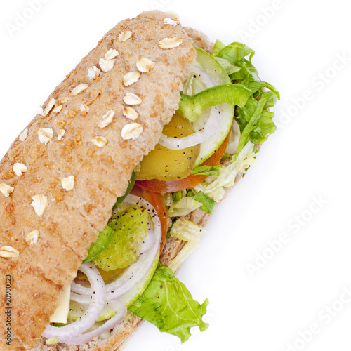 Vegetable Sandwich