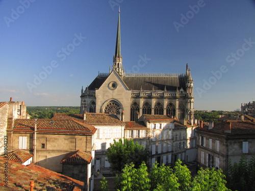 Chapelle Obezine ; Angoulême ; Poitou - Charentes , Limousin