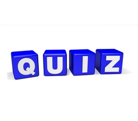 Quiz Cubes