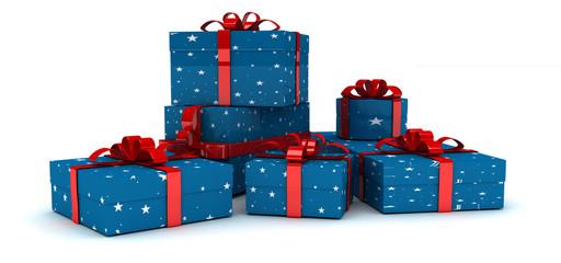 blu gift box