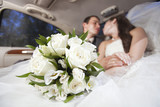 Just married young couple - Fine Art prints