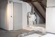 kontrollierte Wohnraumlüftung mit Wärmerückgewinnung