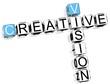 Creative Vision Crossword