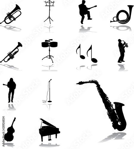Set icons - 118. Music