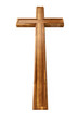 3d wooden cross