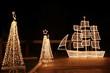 Traditional greek christmas ship - 28933848