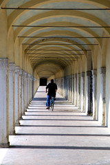 Portico dei Cappuccini a Comacchio