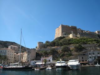 Bonifacio port