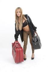 Chica viaje