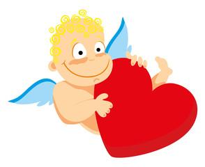 Angel take heart.