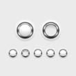Crome Web Buttons