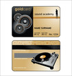 vip house gold club card
