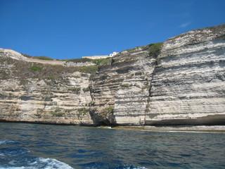 Bonifacio coast